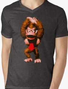 Donkey Kong Country - Cheer Mens V-Neck T-Shirt