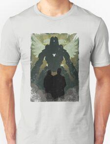 Propaganda Jaeger 3/5 Unisex T-Shirt