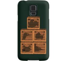 Donkey Kong Country - Animal Crates Samsung Galaxy Case/Skin