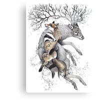protect our wildlife  Metal Print