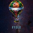#yolo space by Happy Thoughts