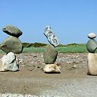 Balance trio by Gavin Wilson