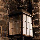 An Old Lantern by Regenia Brabham