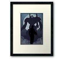 Propaganda Jaeger 2/5 Framed Print