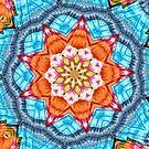 Tie Dye 9 by Deborah Austin