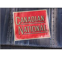 Canadian National Photographic Print
