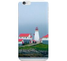 British Columbia Lighthouse iPhone Case/Skin