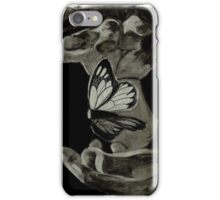 Suspended Butterfly iPhone Case/Skin