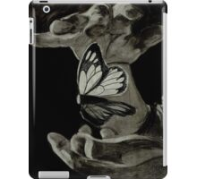 Suspended Butterfly iPad Case/Skin