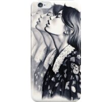 How To Disappear  iPhone Case/Skin