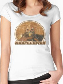 Immortan Joe from Mad Max: Fury Road Women's Fitted Scoop T-Shirt