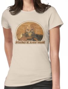 Immortan Joe from Mad Max: Fury Road Womens Fitted T-Shirt