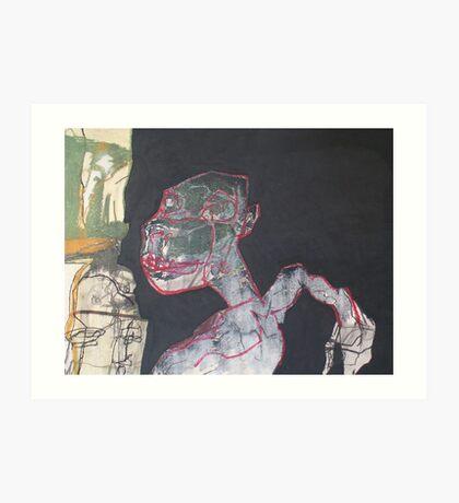 Untitled 6 Art Print