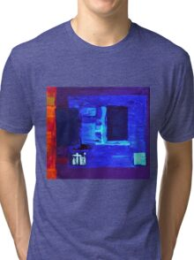 not our limo Tri-blend T-Shirt