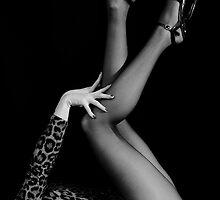 leopard by mayumi