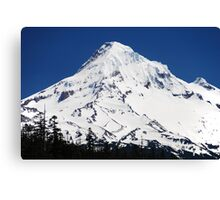 Magestic Mt Hood Canvas Print