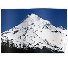 Magestic Mt Hood Poster
