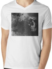 Decay Mens V-Neck T-Shirt
