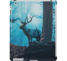 Blue Forest iPad Case/Skin