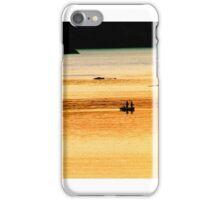 Fly Fishing, Alaska Style iPhone Case/Skin
