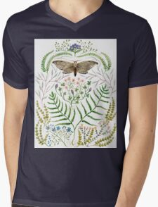 Moth with Plants II T-Shirt