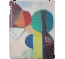 Circles, Shapes and Mystery Photo iPad Case/Skin