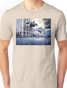 City of whales Unisex T-Shirt