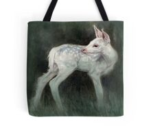 A Forest Ghost Tote Bag