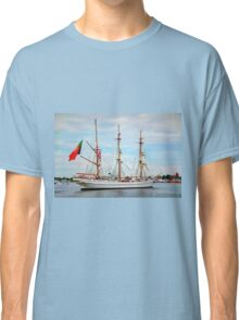 Sagres - Tall Ship of Portugal Classic T-Shirt