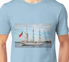 Sagres - Tall Ship of Portugal Unisex T-Shirt