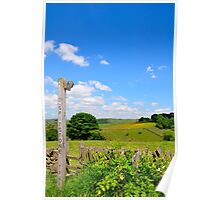 Gritstone Trail Poster