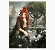 Siteya Ganaya, elf priestess and healer Unisex T-Shirt