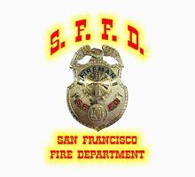 SFFD San Francisco Unisex T-Shirt