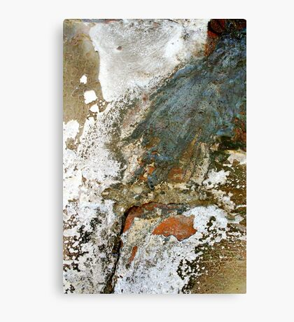 overspill Canvas Print