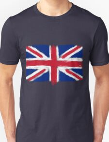Abstract Union Jack T-Shirt