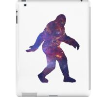 Sasquatch iPad Case/Skin