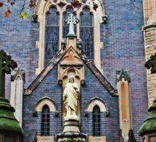 Mary MacKillop Chapel  Sticker