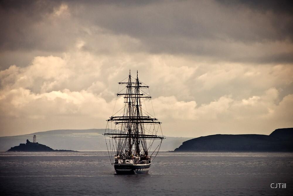 Sailing Away by CJTill