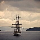 Sailing Away by CJTill
