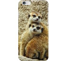 We All Need Somebody To Lean On... iPhone Case/Skin