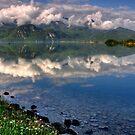 playful clouds by Daidalos