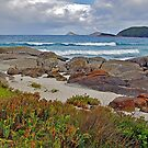 Squeaky Beach, Wilsons Promontory, Gippsland, Victoria, Australia. by johnrf