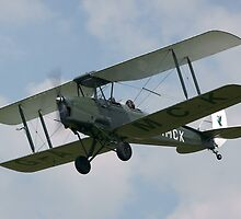 1941 De Havilland DH.82A Tiger Moth by Pirate77