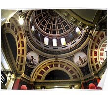 Montana Capitol Dome Poster