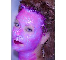 Beauty Mask IV Photographic Print