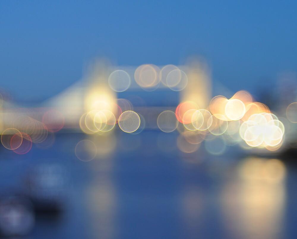 Tower Bridge by Kasia Nowak