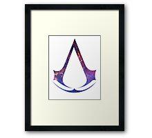 Crest Framed Print