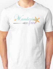 Wandering Free...... Unisex T-Shirt
