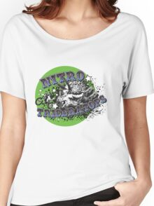 Nitro Triceratops Women's Relaxed Fit T-Shirt
