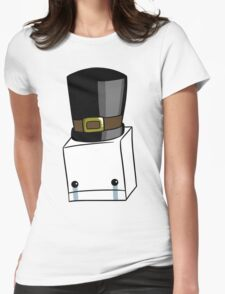 Hatty Head Womens Fitted T-Shirt